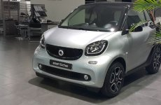 Smart For Two 999cm3  71cv