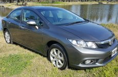 Honda Civic 1.8 EXS AT  (140cv)
