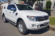 Ford Ranger Limited 4x4 U/mano 65 mil kms 2015