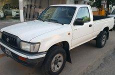 Toyota Hilux Cabina Simple 4x2 Aire y Dirección 3.0 Diesel