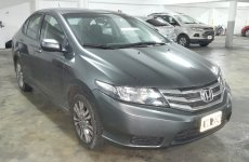 Honda City  LX  nafta 1,5  U/mano 37.000 kms 2012