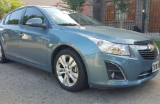 Chevrolet Cruze 5 pts Manual LTZ U/Mano