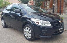 Chevrolet Onix LT 1.4 nafta U/mano