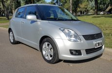 Suzuki Swift 1.5 nafta 5 pts VVT  full IMPECABLE