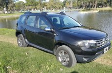 Renault Duster 2.0 Privillege 4x4 U/Mano 44mil kms 13'