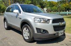 Chevrolet Captiva LT nafta U/Mano 7 Asientos
