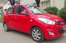 Hyundai I10 GLS U/mano manual 2012