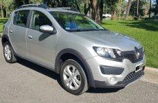 Renault Sandero Stepway Privillege 24mil kms 2015
