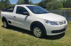 Volkswagen Saveiro 1.6 nafta U/Mano C/aire y Dirección 13'