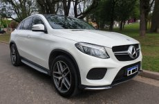Mercedes Benz GLE 400 Sport Coupé 3.0 4Matic 333cv