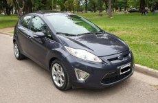 Ford Fiesta Kinetic 5 pts Titanium