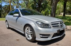 Mercedes Benz C 250 Blueefficiency Sport