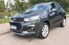 Chevrolet Tracker LTZ Plus 4x4