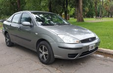Ford Focus Ambiente 4 pts 1.6