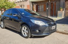 Ford Focus III sedan 4 pts nafta 1.6 S