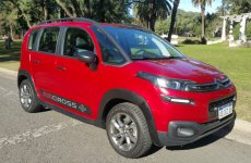 Citroen C3 Air Cross Feel U/Mano nafta 1.6