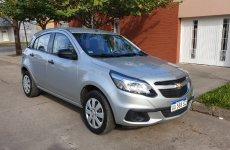 Chevrolet Agile LS nafta 1.4 Linea nueva