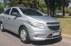 Chevrolet Onix Joy Plus Única mano