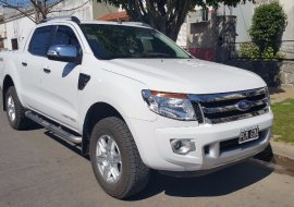 Ford Ranger Limited 4x4 U/mano 20 mil kms 2016