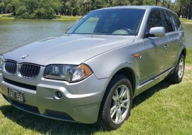 Bmw X3 Selective 2.5 nafta Manual Cuero 05