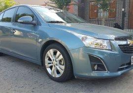 Chevrolet Cruze 5 pts Manual LTZ U/Mano