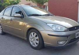 Ford Focus TDCI 4 pts Ghia manual 2005