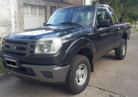 Ford Ranger Simple Cabina nafta 2.3 2010