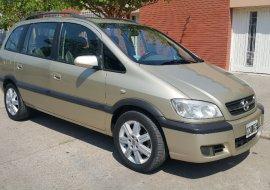 Chevrolet Zafira GLS Cuero 7 Asientos EXCELENTE ESTADO