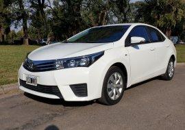 Toyota Corolla XLI caja de 6 velocidades M/T 140cv