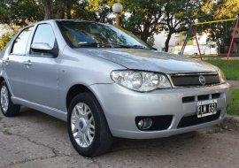 Fiat Siena Nafta HLX Pack Electrónico